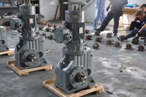 泰星减速机在使用过程中的噪音处理方法